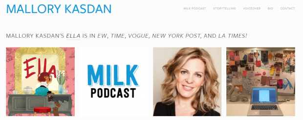Mallory Kasdan MILK Podcast